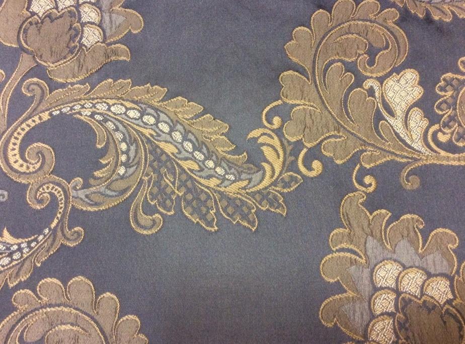 Ткань для штор с вышивкой